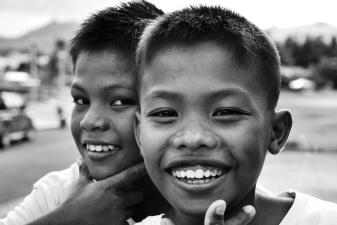 Best friends - Tacloban (Philippines)
